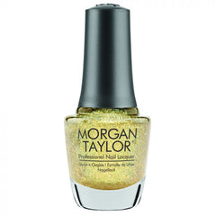 Morgan Taylor Nail Lacquer - Ice Cold Gold