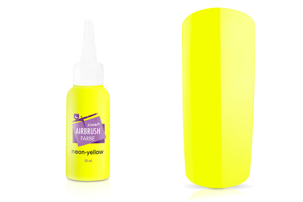 Airbrush Colour - Neon Yellow