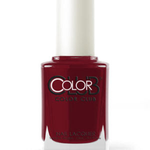 Color Club Nail Lacquer - Red-ical Gypsy