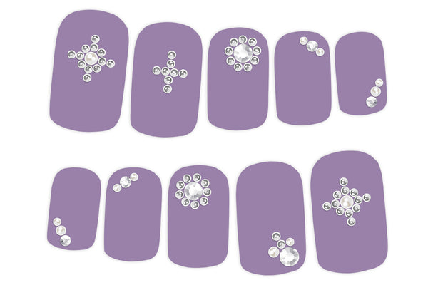 Rhinestone Design Stickers - No.2