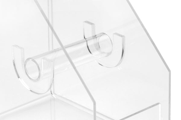 Clear Acrylic Nail Form Dispenser