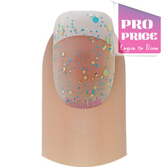 Gelish - A Delicate Splatter (15ml)