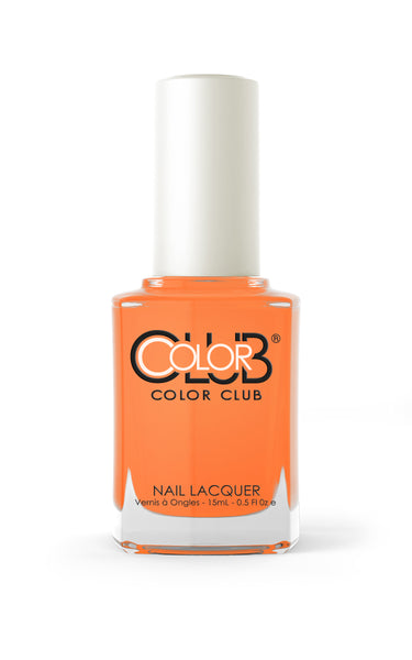 Color Club Nail Lacquer - Jamaican Me Crazy