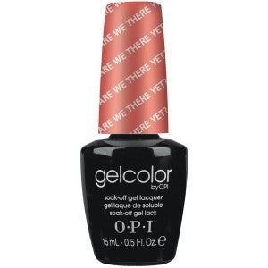 OPI GelColor - Are We There Yet?