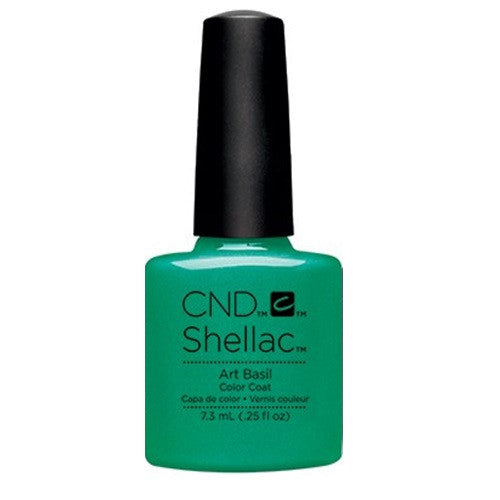 CND Shellac - Art Basil (7.3ml)