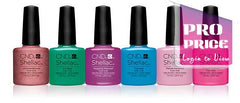 CND Shellac - Art Vandal Collection