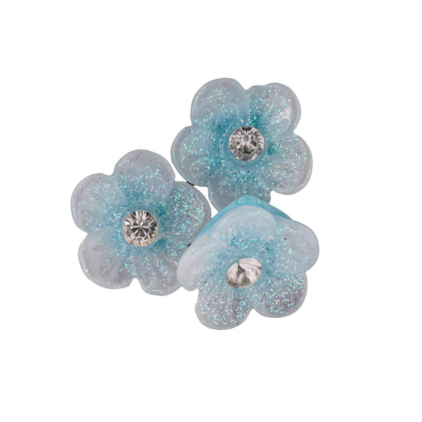 Resin Flower - Baby Blue