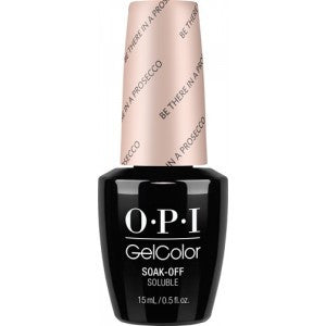 OPI GelColor - Be There In A Prosecco