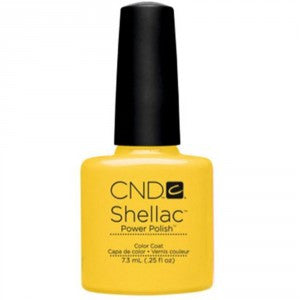 CND Shellac - Bicycle Yellow (7.3ml)