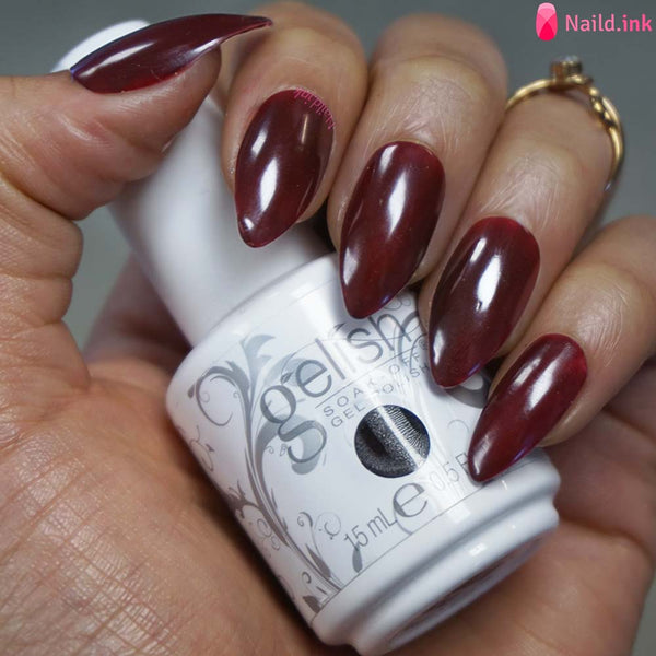 Gelish - Black Cherry Berry (15ml)