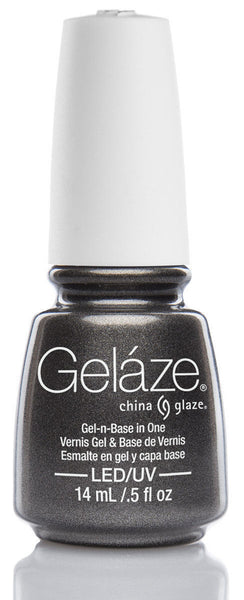 Geláze Gel-n-Base in One - Black Diamond