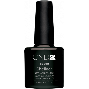 CND Shellac - Black Pool (7.3ml)