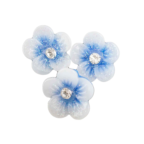 Resin Flower - Blue