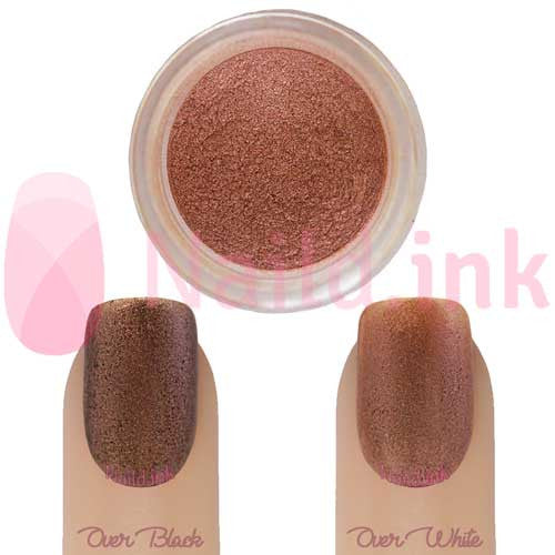 CND Additives - Blush Bronze Frost