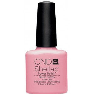CND Shellac - Blush Teddy (7.3ml)