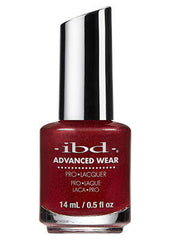 IBD Advanced Wear Pro Lacquer - Brandy Wine