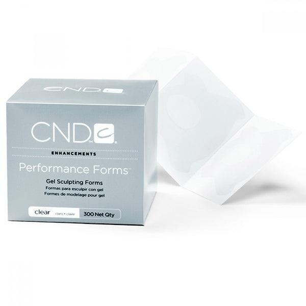 CND Performance Nail Forms (300 Count)