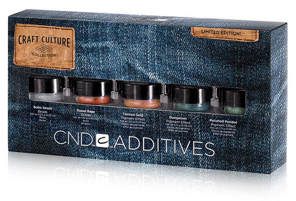 CND Additives - Craft Culture Collection