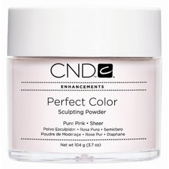 CND Perfect Color Sculpting Powder - Pure Pink Sheer
