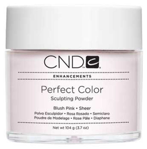 CND Perfect Color Sculpting Powder - Blush Pink Sheer