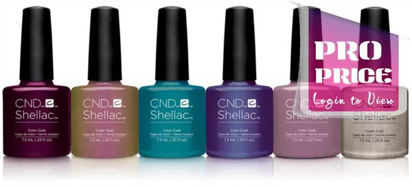 CND Shellac - Nightspell Collection