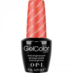 OPI GelColor - Can't Afjord Not To