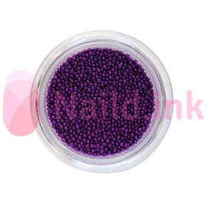 Caviar Beads - Purple