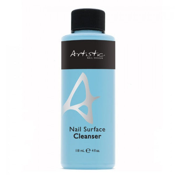 Artistic Colour Gloss - Nail Surface Cleanser (118ml)
