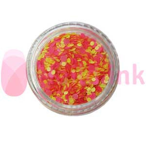 Confetti - Candy (Pink and Yellow)