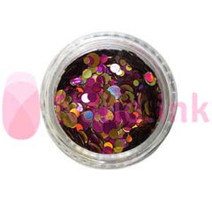 Confetti - Golden Star (Pink and Gold)