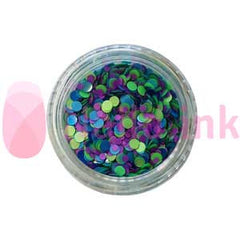 Confetti - Splash (Green Blue Purple)