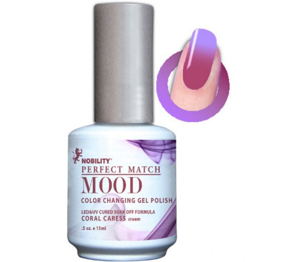 LeChat Mood - Coral Caress (15ml)