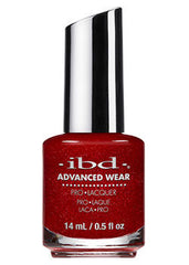IBD Advanced Wear Pro Lacquer - Cosmic Red