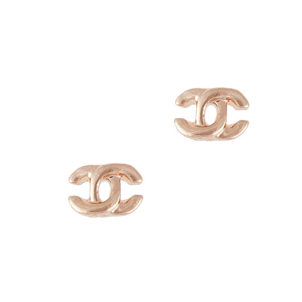 Nail Charm Coco Chanel - Rose Gold
