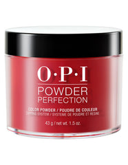 OPI Powder Perfection - The Thrill Of Brazil