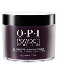 OPI Powder Perfection - Lincoln Park After Dark