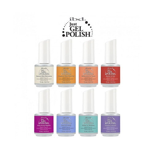 IBD Just Gel Polish - Destination Collection