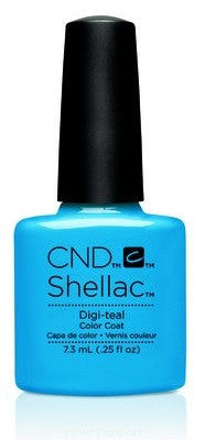CND Shellac - Digi-teal (7.3ml)