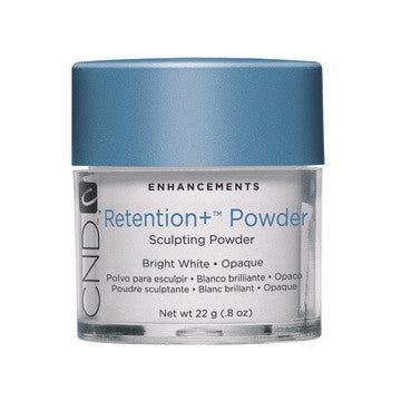 CND Retention+ Sculpting Powder - Bright White (22g or 104g)