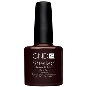 CND Shellac - Faux Fur (7.3ml)
