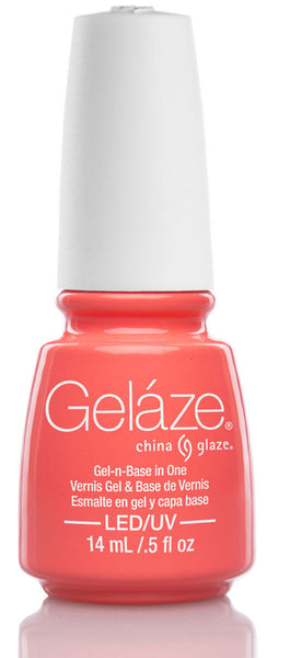 Geláze Gel-n-Base in One - Flip Flop Fantasy
