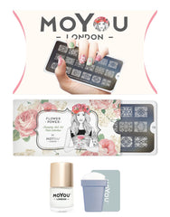 MoYou London Starter Kit - Flower Power