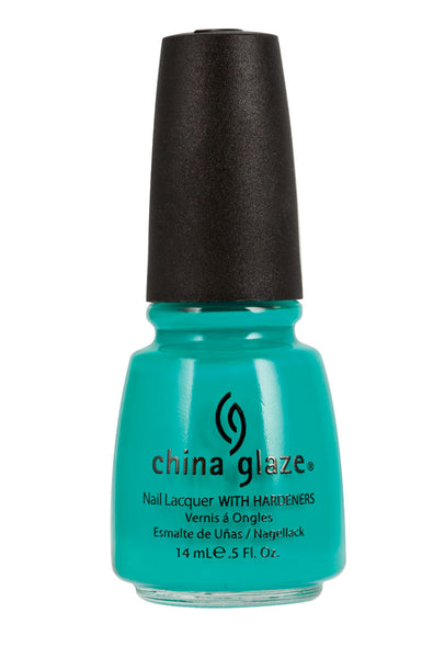 China Glaze Nail Lacquer - Four Leaf Clover