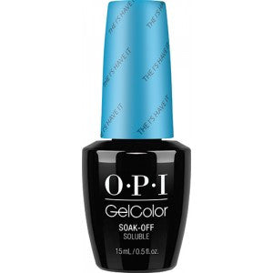 OPI GelColor - The I's Have It
