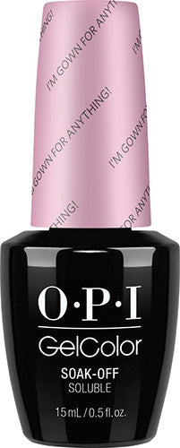 OPI GelColor - I'm Gown For Anything