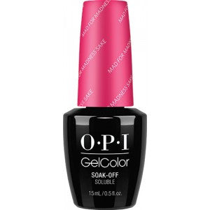 OPI GelColor - Mad For Madness Sake