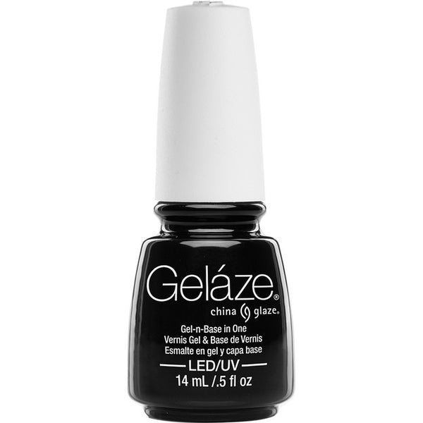 Geláze Gel-n-Base in One - Liquid Leather