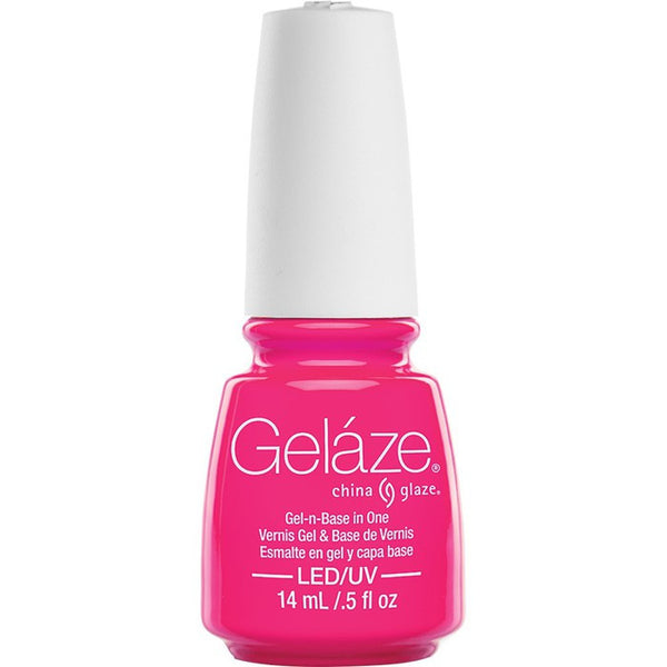 Geláze Gel-n-Base in One - Pink Voltage