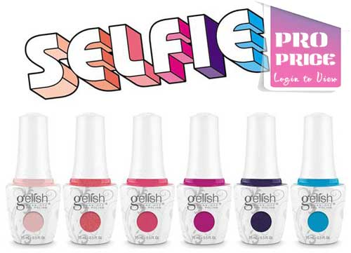 Gelish - Selfie Collection