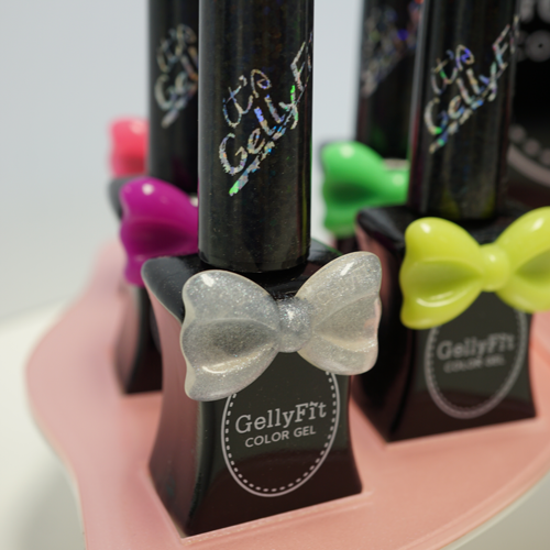 GellyFit In Monaco Table Top Display Stand